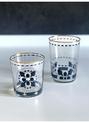 The Mia Su Bardağı 2'Li Set 380 Cc Renkli
